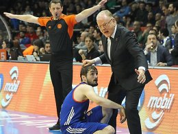 Euroleague macht Trainer Ivkovic zur Legende