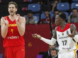 Trotz starkem Start: Deutschland verliert gegen Spanien