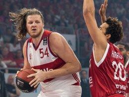 Gießen verpflichtet zweifachen MVP Bryant