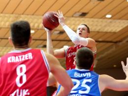 Würzburg verliert bei Benzing-Debüt