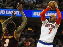 Medien: Carmelo Anthony wechselt zu OKC!