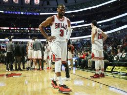 Buyout: NBA-Superstar Dwyane Wade verlässt Chicago
