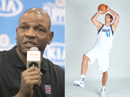 Doc Rivers: Nowitzki hat