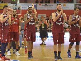 Bayerns Basketballer demontieren Gießen