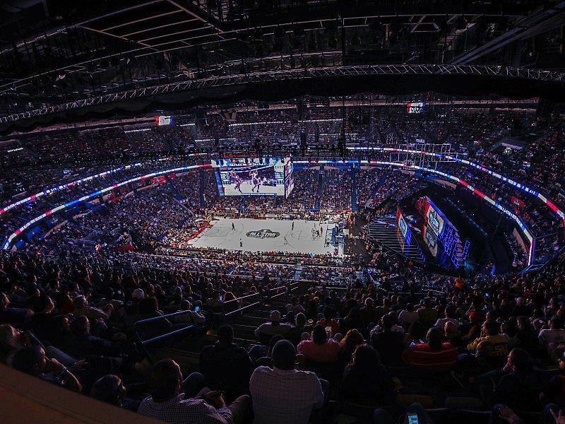 Allstar-Game der NBA: Nicht mehr Ost gegen West