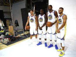 GM-Umfrage: 93 Prozent sehen Warriors als Champion