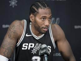 Die Spurs und viele offene Fragen