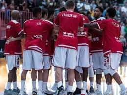 Acht Teams, ein Millionen-Preis: BBL-Klubs vor Europa-Start