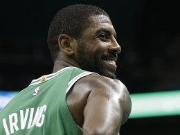 Ampel auf Grün: Die Celtics starten in die Irving-Ära