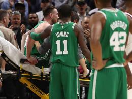 Haywards Horror-Verletzung überschattet NBA-Auftakt