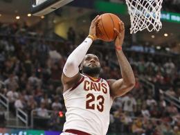 LeBron dominiert die Bulls - Starker Theis in Boston