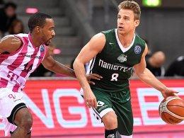 Bonner Basketballer kassieren deutliche Pleite