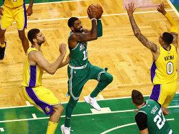 Nr. 10! Celtics schlagen Lakers - Theis' Zwischenfazit