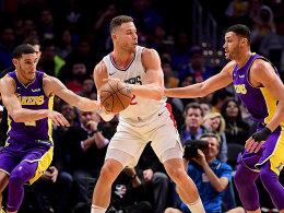 Knieverletzung: Griffin fehlt den Clippers