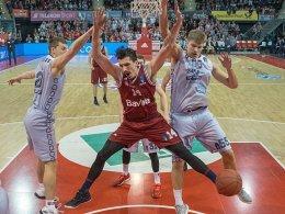 Klare Siege: Bayern und Alba gewinnen im Eurocup