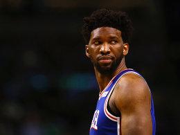 Ohne Irving: Celtics unterliegen Embiids Sixers