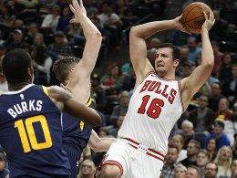 Zipser fliegt aus Chicagos NBA-Kader