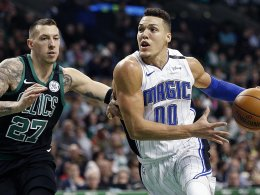 Magic entzaubern Celtics in Boston