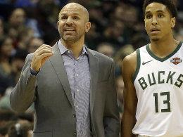 Bucks trennen sich von Trainer Jason Kidd