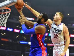 Traum geplatzt: Clippers traden Griffin nach Detroit!
