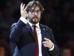 Bamberg trennt sich von Cheftrainer Trinchieri