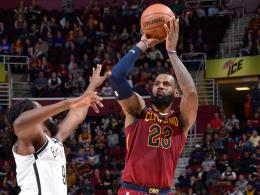LeBron James schreibt Geschichte - Gamewinner Wade