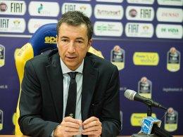 Bambergs neuer Coach: Banchi macht's