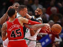 Theis und die Celtics zu stark für Chicago