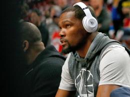 Warriors stolpern erneut und müssen auf Durant verzichten