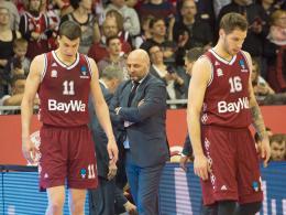 Bayerns Basketballer scheitern an Darussafaka