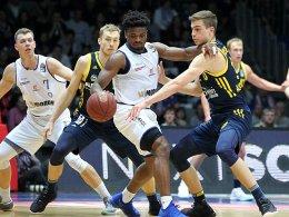 Trotz schwachem Start: Alba siegt auch in Erfurt