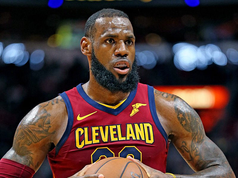 Michael Jordan übertrumpft: LeBron James schreibt NBA-Geschichte
