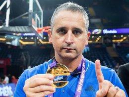 Kokoskov schreibt NBA-Geschichte