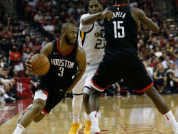 Revanche für 2015? Rockets erwarten die Warriors