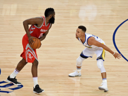 Showdown im Westen: Rockets vs. Warriors
