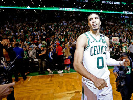 Boston Celtics ziehen ins Halbfinale ein