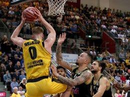 Ludwigsburg gewinnt erstes Duell mit Bayreuth