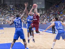 Nervenspiel und Rückenwind: Alba gewarnt, München befreit