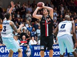 Gießen 46ers verlängern mit Kapitän Bryant
