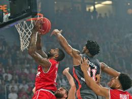 Wright dreht auf: Bamberg gleicht gegen Bayern aus