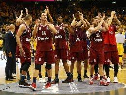 Bayern kommt mit Defensiv-Gala zum Ausgleich