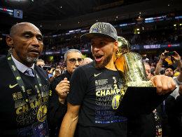 Golden State festigt NBA-Dynastie