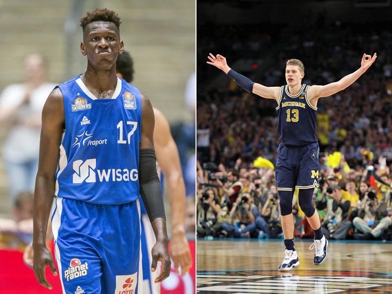 Wer wählt wen wann? Der NBA-Draft mit Moritz Wagner und Isaac Bonga ...