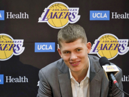 Wagner bei den Lakers: