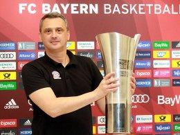 Bayern verlängert mit Meistertrainer Radonjic
