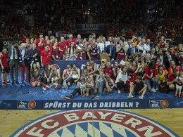 Euroleague: Bayern-Auftakt gegen Anadolu Efes
