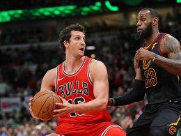 Zipser muss Chicago Bulls verlassen