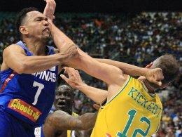 Nach Prügelei: FIBA verhängt harte Strafen