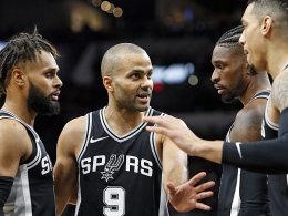 Fix: Parker von den Spurs zu den Hornets