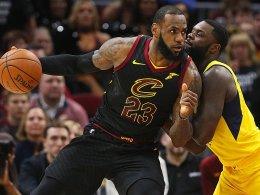 LeBrons Lakers: Charakterköpfe, Feinde und Talente